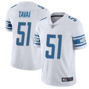 Lions Jahlani Tavai White Jersey